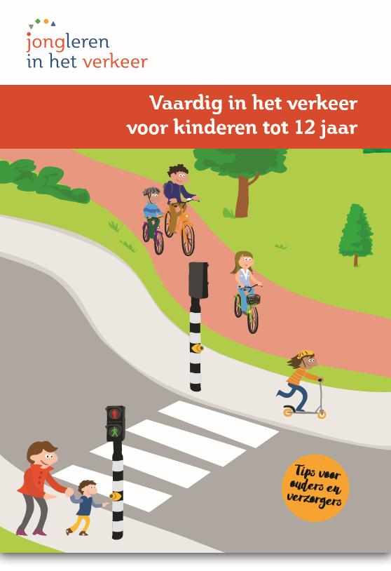voorzijde brochure vaardig in het verkeer